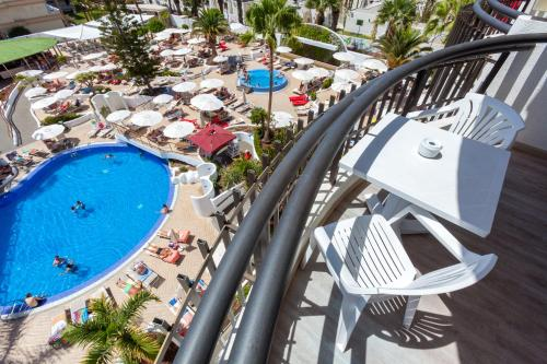 A view of the pool at Tigotan Lovers & Friends Playa de las Americas - Adults Only (+18) or nearby