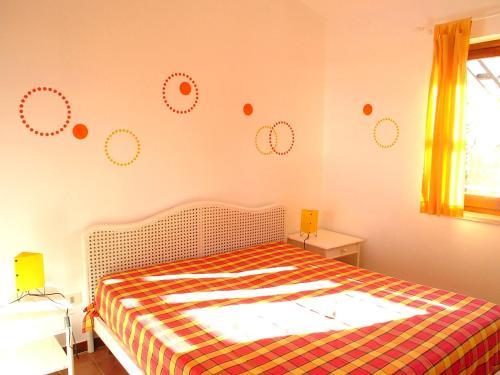 Letto o letti in una camera di Residence La Giungla