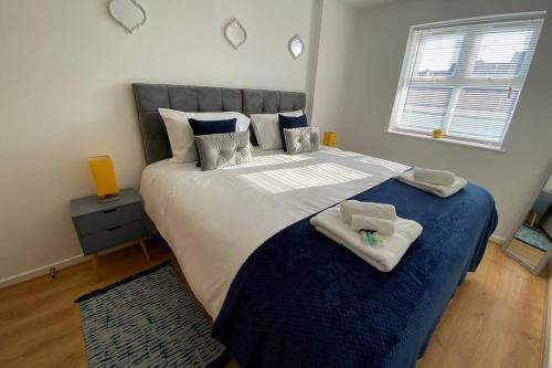 Marie�s Serviced Apartment B, 2 beds( Free parking underground)
