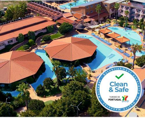 A bird's-eye view of Alambique de Ouro Hotel Resort & Spa
