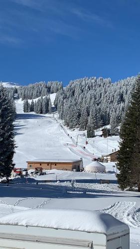 Sporthotel Malixerhof im Winter