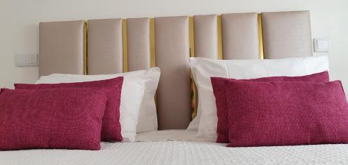 A bed or beds in a room at Nova Delpa AL
