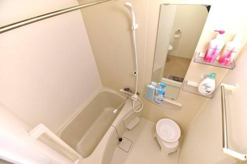 A bathroom at IDstay大森301