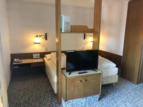 TV/Unterhaltungsangebot in der Unterkunft Hotel Gasthof Seefelder Hof