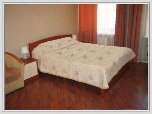 Кровать или кровати в номере Butterfly