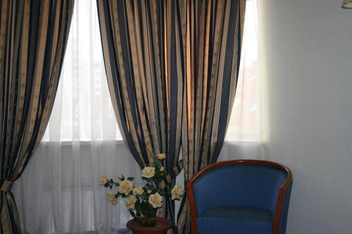 Гостиная зона в Гостиница Tea Rose