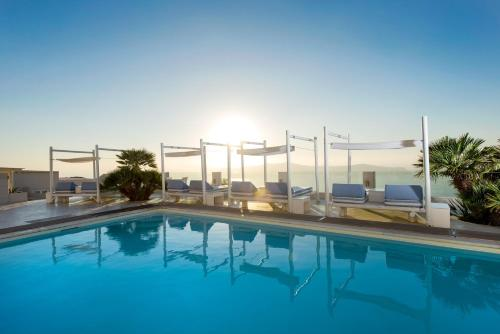 The swimming pool at or near Andromeda Villas & Spa Resort
