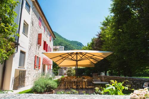 Locanda Solagna Quero, Italy
