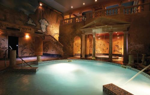 The swimming pool at or near Rowhill Grange Hotel & Utopia Spa