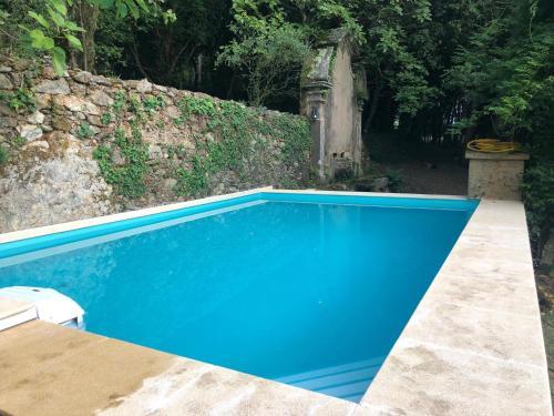 A piscina em ou perto de Eco-Hostel Quinta das Relvas