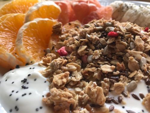 Mat på bed-and-breakfastet eller i nærheten