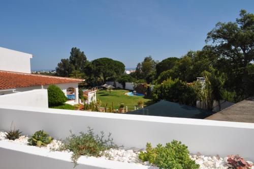 Balcon ou terrasse dans l'établissement Casa Areias Appart-hotel