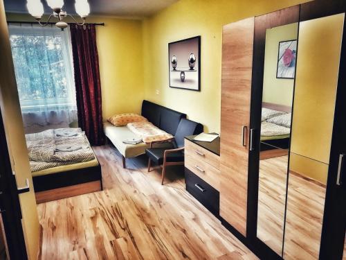 Posezení v ubytování Hotel Český Ráj
