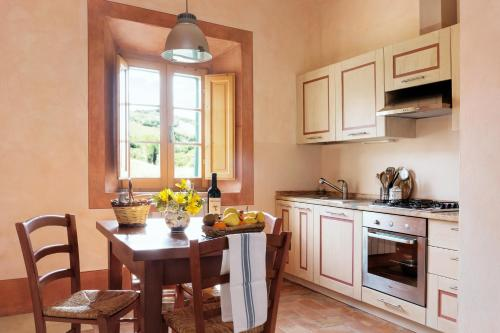 Cucina o angolo cottura di Chiarentana