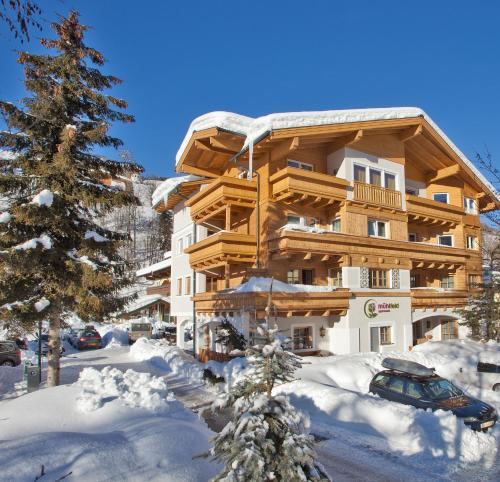 Rosentalerhof Hotel & Appartements im Winter