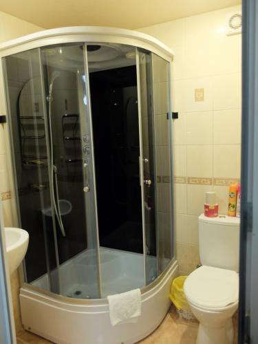 Ванная комната в Гостевой Дом на Калинина