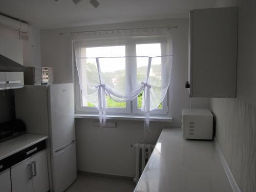 A kitchen or kitchenette at Almar