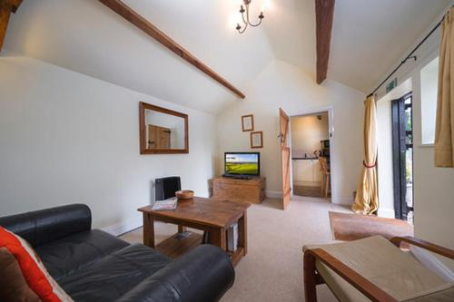 The Nook at West Langton lodge