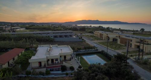 Άποψη από ψηλά του Studios Kydonia