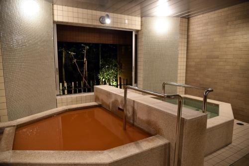 Spa and/or other wellness facilities at Arima Onsen Taketoritei Maruyama