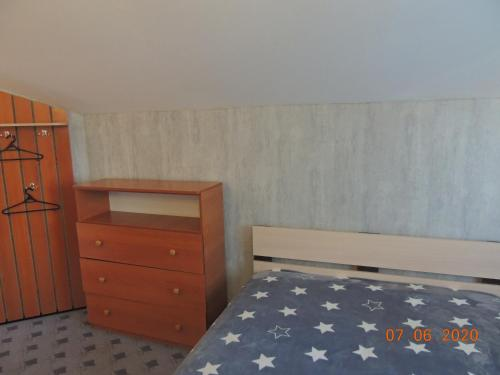 Кровать или кровати в номере Guest House Bereza