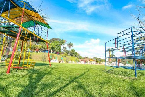 Children's play area at Hotel Rio de Pedras