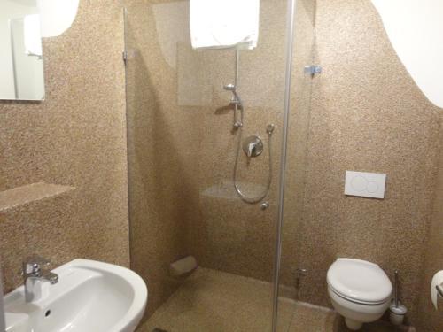 Ein Badezimmer in der Unterkunft Gasthof Reif