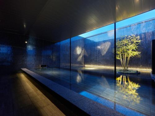 The swimming pool at or near Mitsui Garden Hotel Fukuoka Nakasu