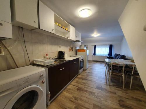 O bucătărie sau chicinetă la Charter Apartments Costea