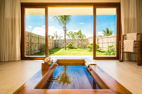 The swimming pool at or near Fusion Resort Phu Quoc - All Spa Inclusive