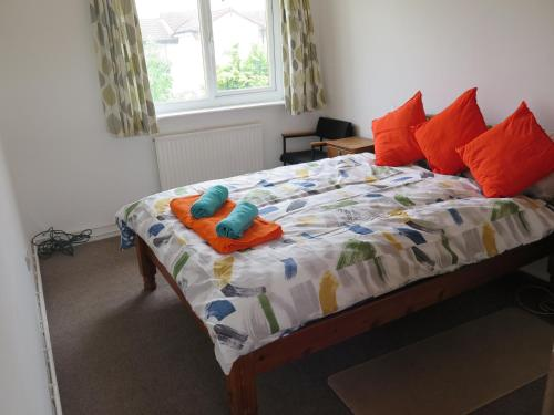 Affordable large rooms Crewton House