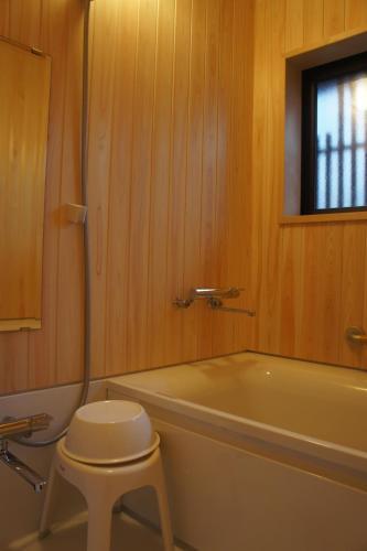 A bathroom at Sumiyoshiya