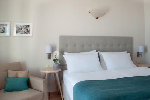 Letto o letti in una camera di Belvedere Resort Hotels