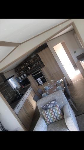 Malham 2 bed caravan