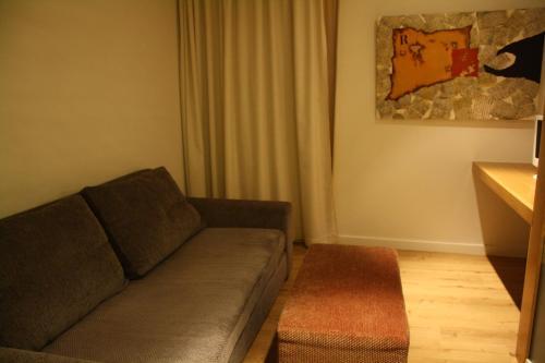 Zona de estar de Palau dels Osset