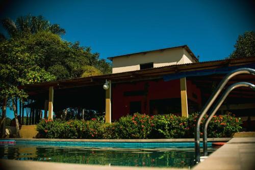 The swimming pool at or near Anaconda Amazon Resort