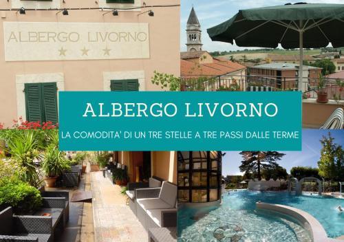 Albergo Livorno Casciana Terme, Italy