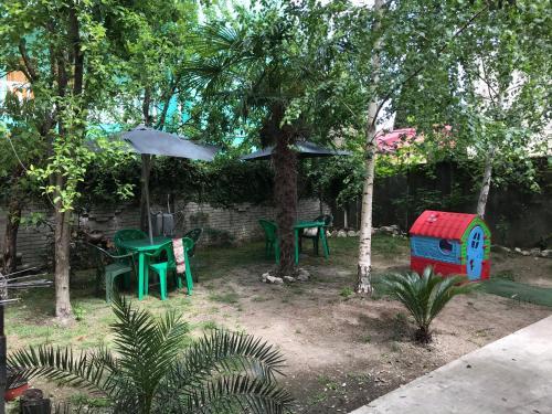 Детская игровая зона в Александра Гостевой дом