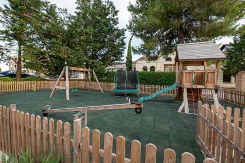 Zona de joacă pentru copii de la Hotel Byzantino