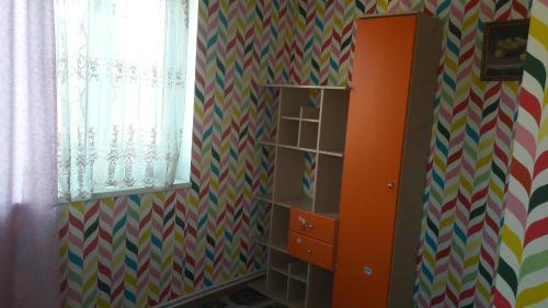 A bathroom at СКАТ