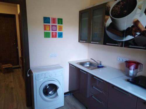 Кухня или мини-кухня в аппартаменты