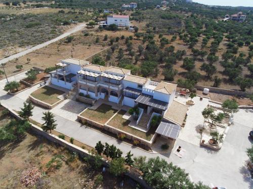 Άποψη από ψηλά του Voula Resort