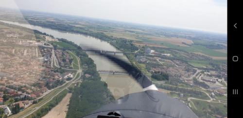 Vista aerea di Da Santo