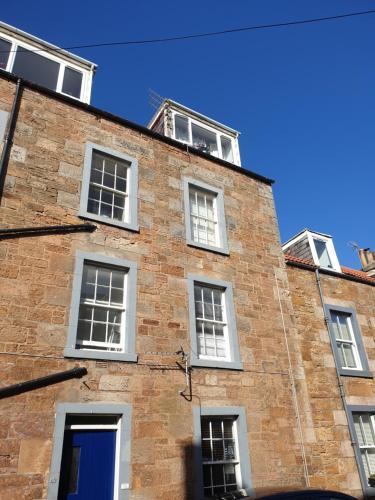 Cellardyke rooms refurbished