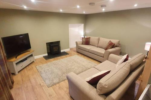 Carnegie Cottage - close to Royal Dornoch Golf Course and NC500 route