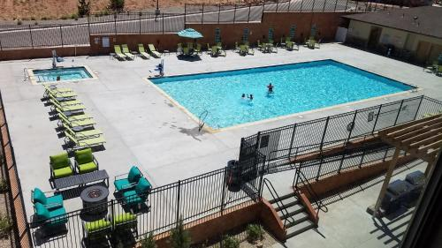 A view of the pool at Wingate by Wyndham Moab or nearby