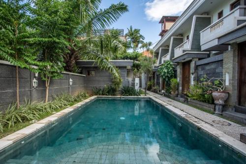 The swimming pool at or close to Villa Bens Arca