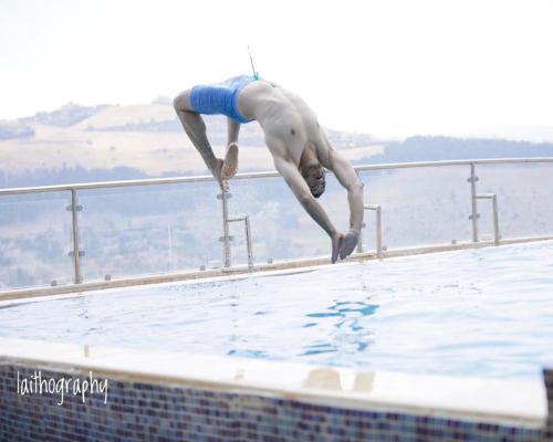 The swimming pool at or close to Sindyan Resort