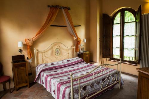 Letto o letti in una camera di A Casa Del Tosi
