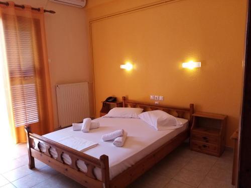 Легло или легла в стая в Hotel Sevilli